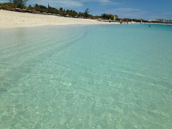 Club Med Turkoise, Turks & Caicos: The beach