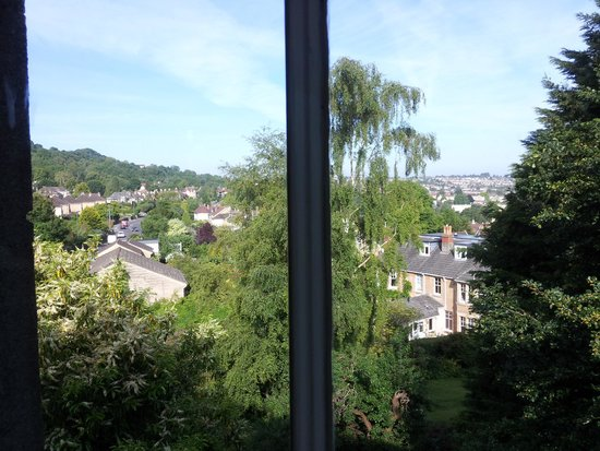 Bloomfield House: Great view
