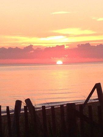 Herring Cove Beach: Sunset at the beach