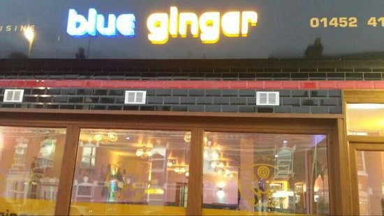 ‪Blue Ginger‬