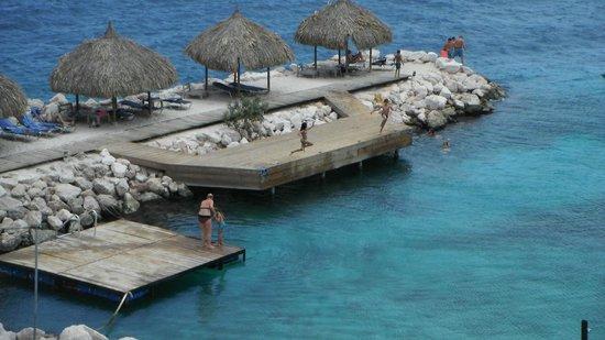 Blue Bay Curacao Golf & Beach Resort: Vista do terraço