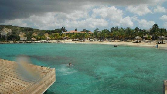 Blue Bay Curacao: Praia do hotel