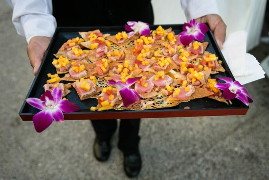 DoubleTree by Hilton Hotel Los Angeles Downtown : Catering by hotel was fantastic - much better than your average wedding meal!