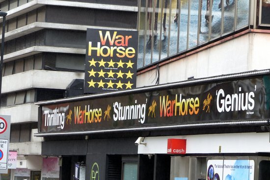 War Horse in London