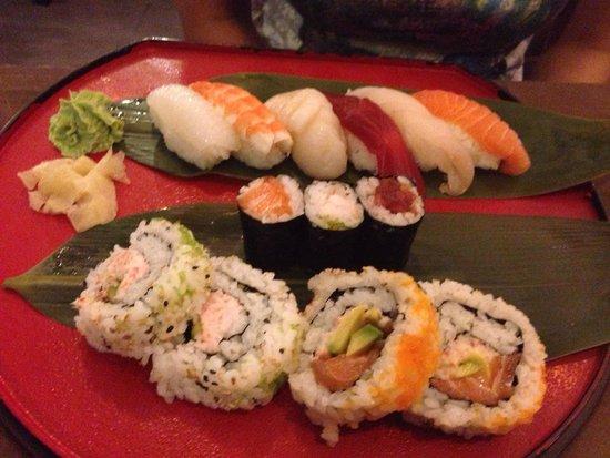 Sakana Sushi: Mix