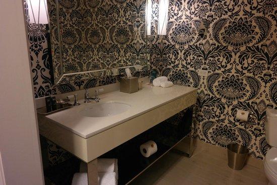 Kimpton Hotel Monaco Philadelphia: Номер отеля