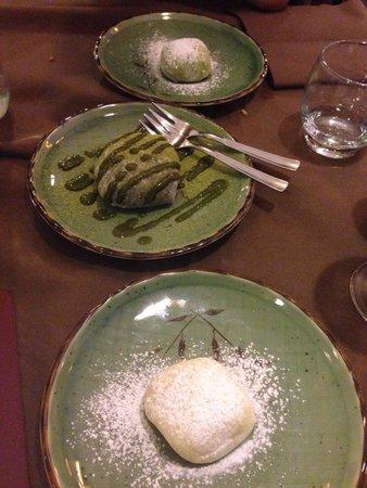 Sakana Sushi: Yummy desserts!