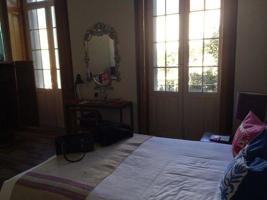 El patio 77, first eco-friendly B&B in Mexico City: Bedroom