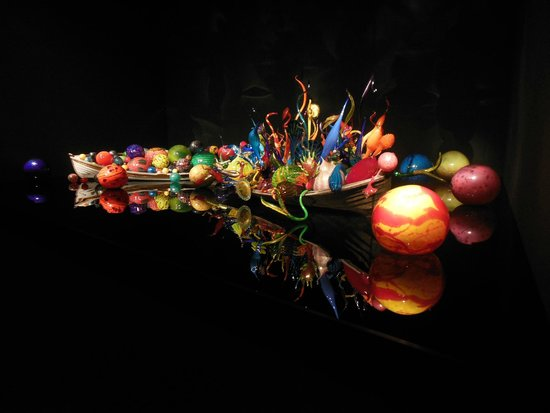 Chihuly Garden and Glass : Amazing blown glass