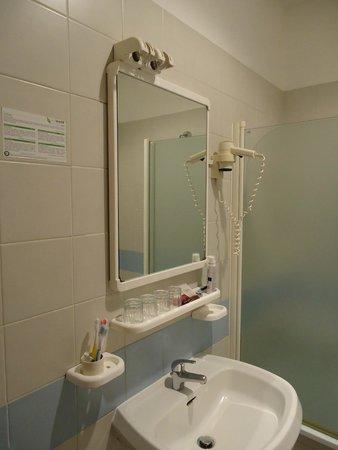 Hotel Orazia: Baño