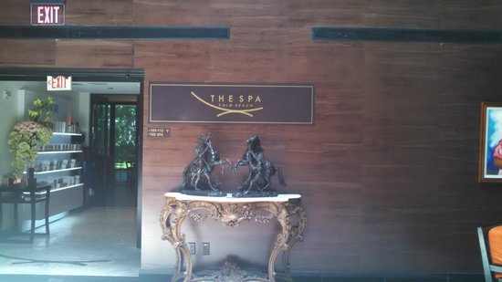 The Spa at the Omphoy