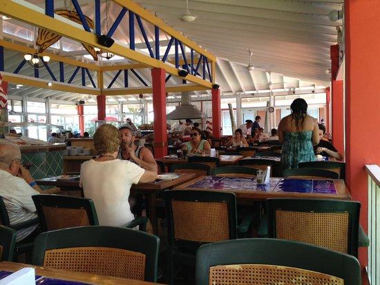 Decameron San Luis: Restaurante