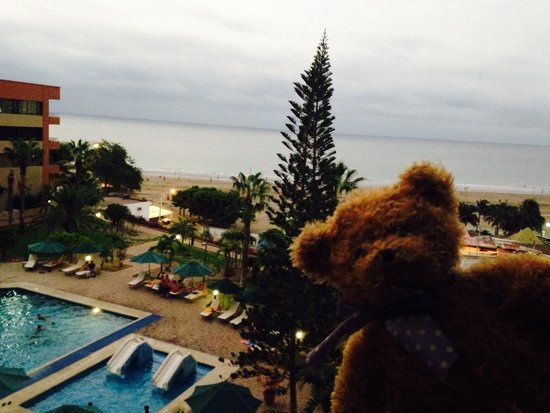 Hotel Oro Verde Manta: Room view