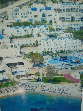 Salmakis Resort & Spa: Hotel