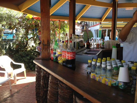 Decameron San Luis: Bar