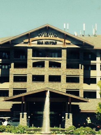 Bear Mountain Golf Resort - Mountain Course: Bear Mountain Check In