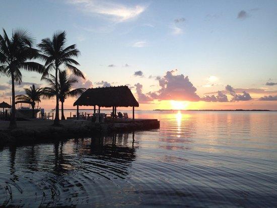 Rock Reef Resort: Der Sonnenuntergang