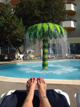 Fiesta Hotel Tanit : Kids pool