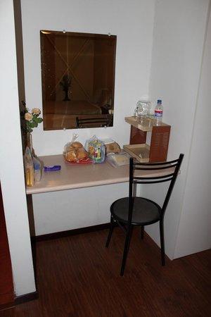 Suites Metrópoli: Habitación estandar