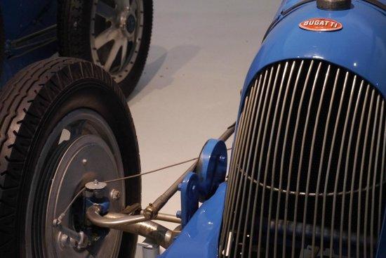 Cité de l'Automobile - Collection Schlumpf : A beautiful classic
