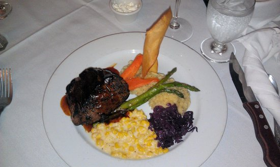 Jack's Oyster House : Beef Filet Mignon - outstanding