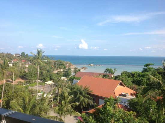 Renaissance Koh Samui Resort & Spa : View form our room