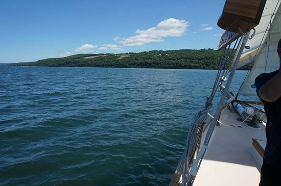 Schooner Excursions, Inc: Smooth sailing on Seneca Lake!
