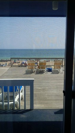 Montauk Blue Hotel: Beach