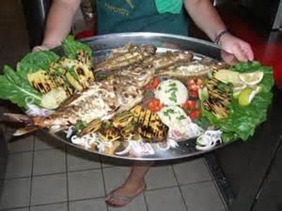 Olympic Taverna: Greek Feast