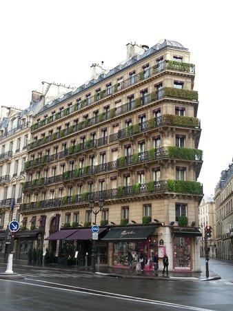 Hotel Edouard 7: hotel
