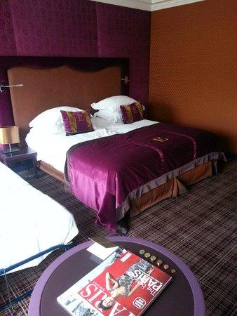 Hotel Edouard 7 : room