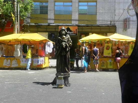 Feira De Artesanato Da Avenida Eduardo Ribeiro