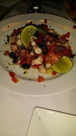 Da Elio Restaurante: Insalata di Polipo alla siciliana
