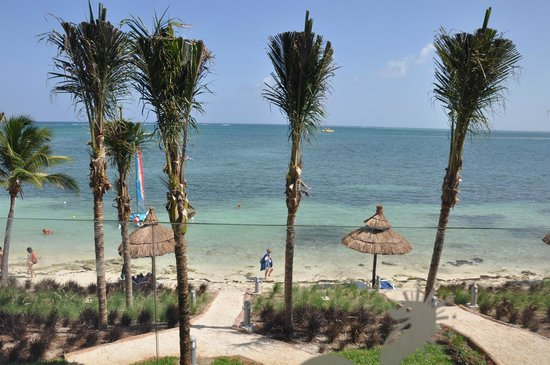 Club Med Cancun Yucatan: Aquamarina room view