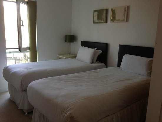 A Space in the City @ Quayside: Bedroom