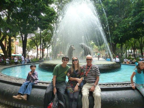 Coyoacán: Parque