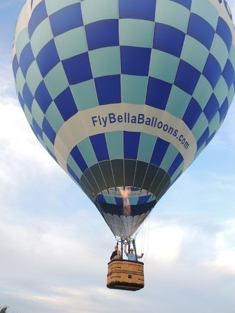 Bella Balloons Hot Air Balloon Co: AMAZING!