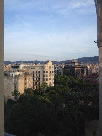 Bonavista Apartments Barcelona - Passeig de Gracia: view from apartment