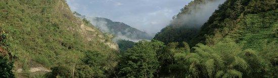Tobia, Колумбия: vista terraza