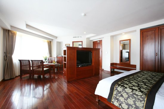 Lan Vien Hotel Hanoi : Junior Suite