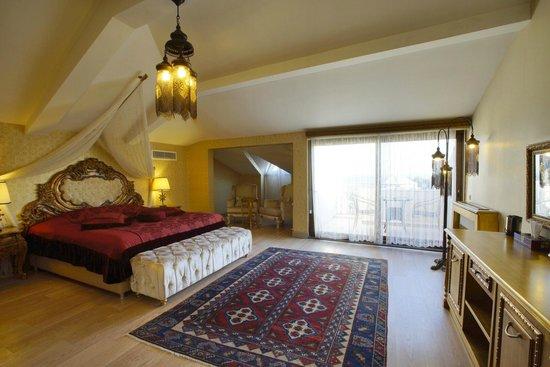 Sokullu Pasa Hotel: The suite