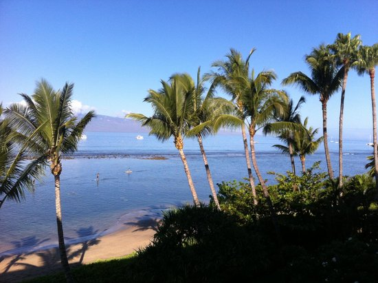 Lahaina Shores Beach Resort-4th floor ocean view