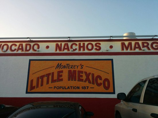Monterey's Little Mexico: Temple, Tx