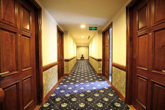 Lan Vien Hotel Hanoi : Corridor