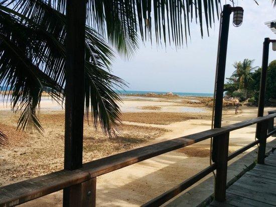 Sunset Cove Resort: Beach
