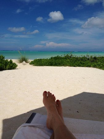 COMO Parrot Cay, Turks and Caicos : P