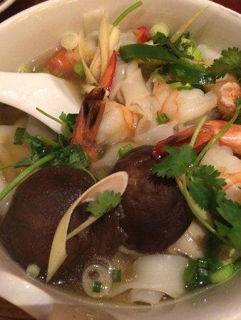 Noodles: Spicy Thai Noodle Soup