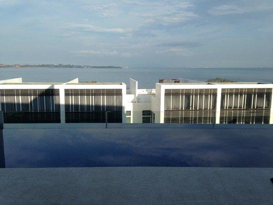 Montigo Resorts Nongsa: 部屋から海を望む