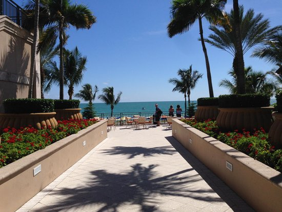 The Ritz-Carlton, Sarasota : Ritz Carlton Sarasota beach is fabulous luxury