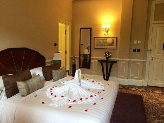 Raffles Hotel Le Royal : Bedroom